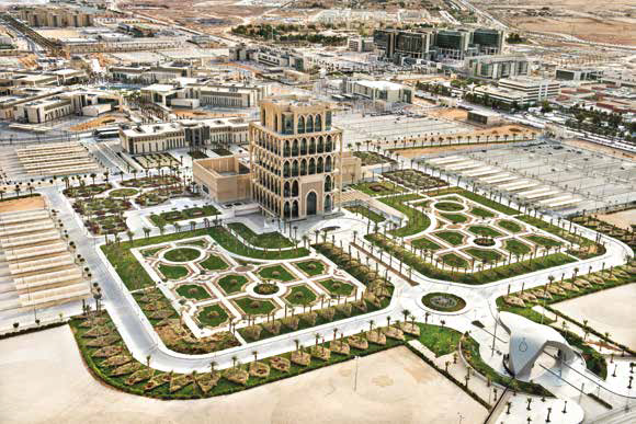 Private Palace in Riyadh